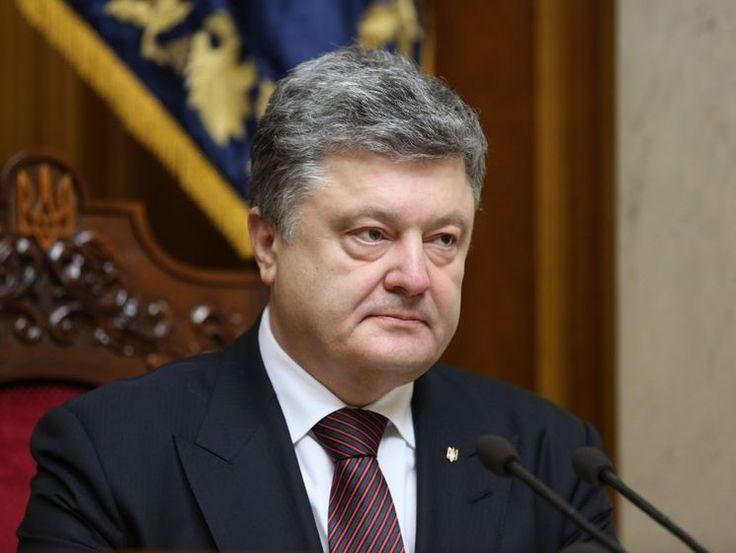 Порошенко заявил что на этой неделе подпишет закон о борьбе с земельным рейдерством - GORDONUA.COM