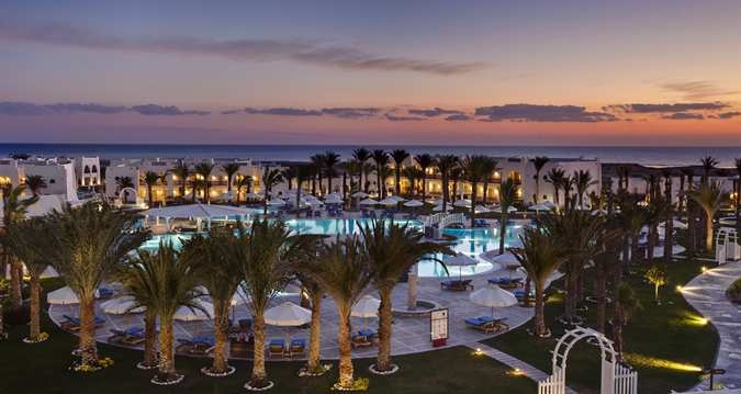 Hilton Marsa Alam Nubian Resort - all inclusive