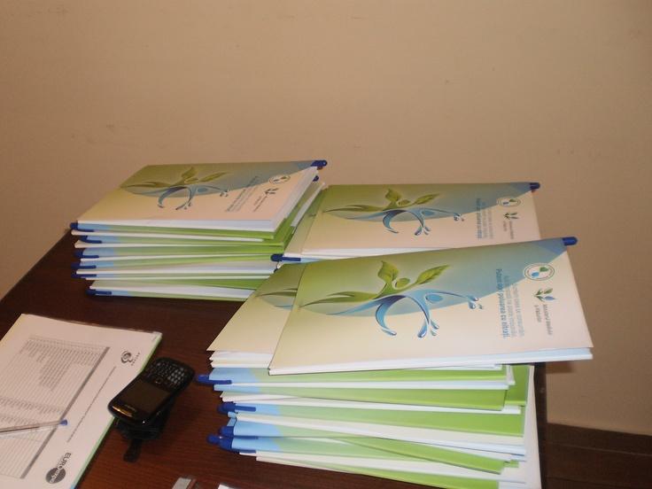 """Seminariile locale, a treia etapa a Proiectului """"Controlul Integrat al Poluarii cu Nutrienti"""""""