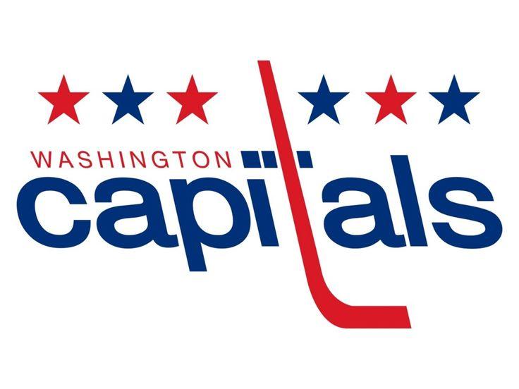 Washington Capitals Hockey Logos Pinterest
