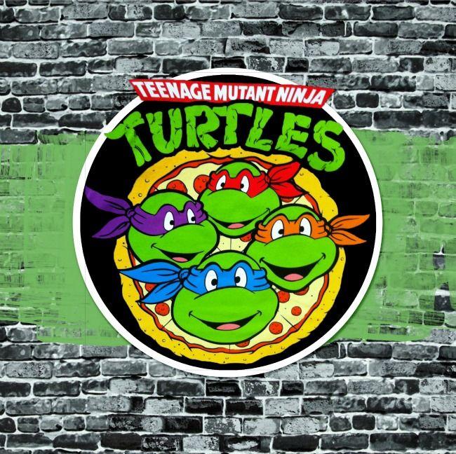 Living Four Seasons: Ninja Turtles Birthday Party & Free Printable