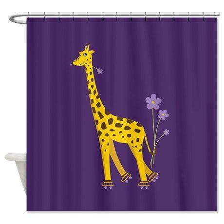 Giraffe+bath+accessories | Cartoon Giraffe Gifts U003e Cartoon Giraffe Bathroom  Accessories U0026 Décor