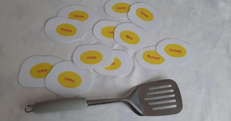 Jajka sadzone to kolejny pinterestowy pomysł na zabawę edukacyjną, który od razu podbił serca moich uczniów. Zanim jednak przystąpiliśmy d...