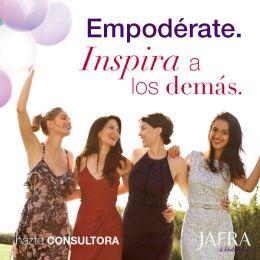 Como Consultora de JAFRA, tú puedes alcanzar el éxito y ser una inspiración para otras personas! ¡Ingresa hoy mismo! http://jafra.me/f2m