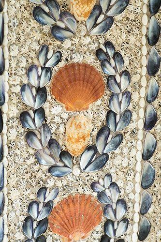 Scallop shell Linda Fenwick Shell Design