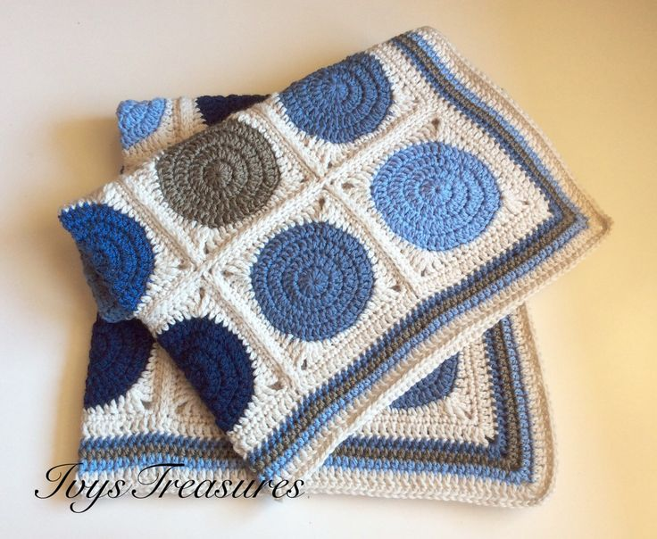 A personal favorite from my Etsy shop https://www.etsy.com/au/listing/290333741/baby-blanket-rug-crochet-hand-made