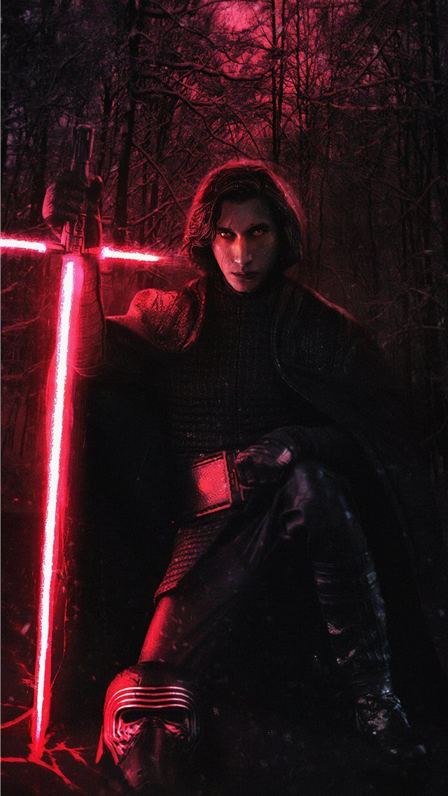 Kylo Ren 4k New Kylo Ren Wallpaper Star Wars Wallpaper Kylo Ren