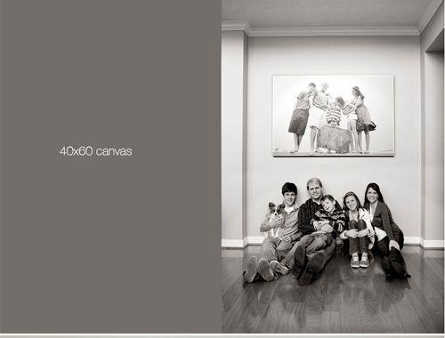 paula dietz rauber presenta ideas chulas para decorar paredes con fotos de una manera moderna y