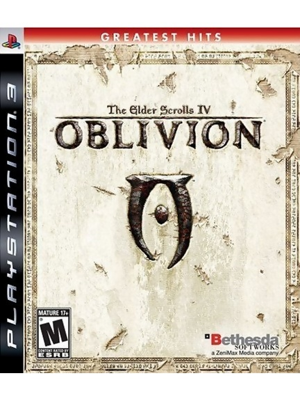 The Elder Scrolls IV: Oblivion PS3