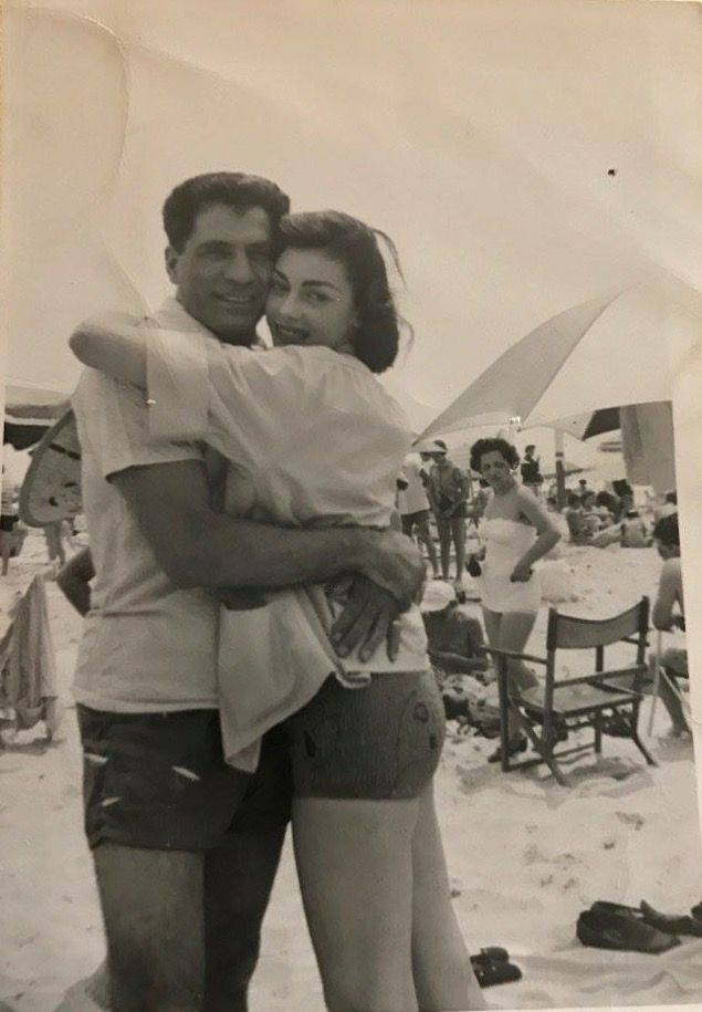 Sonny and Tina Franzese, courtesy of Deins Zukovskis