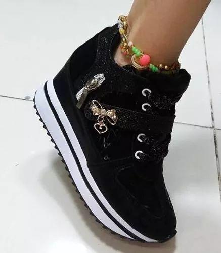 botas botines para mujer colombianas