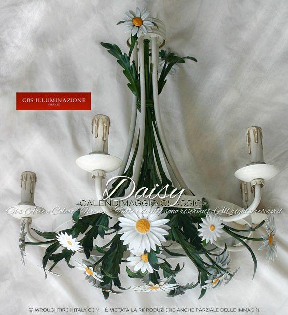 Daisy Chandelier