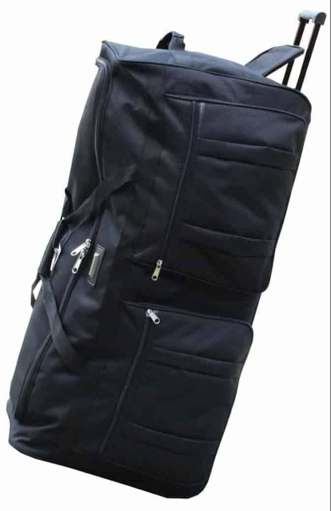 0e88d55b0 Top 10 Best Rolling Duffel Bags in 2019 | 10 Best Rolling Duffel Bags | Duffle  bag with wheels, Duffle bag travel, Rolling duffle bag