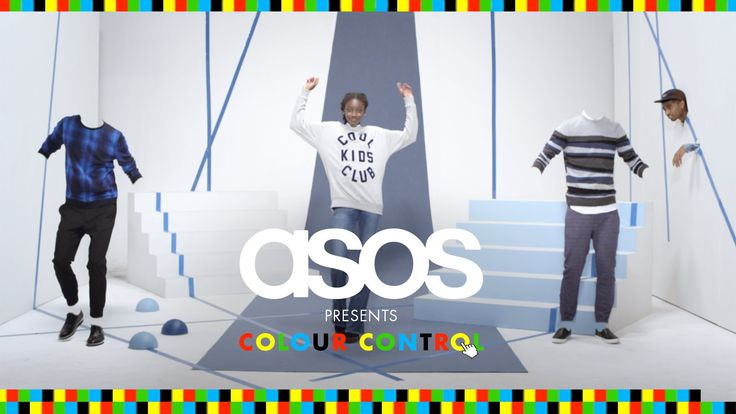 """ASOS PRESENTS: COLOUR CONTROL ft. JUCE! - """"THE HEAT"""" - INTERACTIVE MUSIC..."""