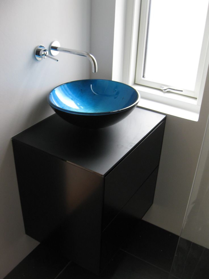 Photography Gallery Sites Bathroom sink This COBALT TO AQUA tones add a touch of glamour and elegance for designer chic and is an unusual and special basin