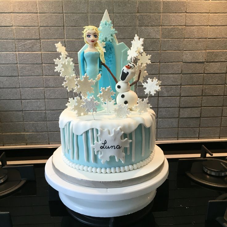 Frozen Elsa Olaf