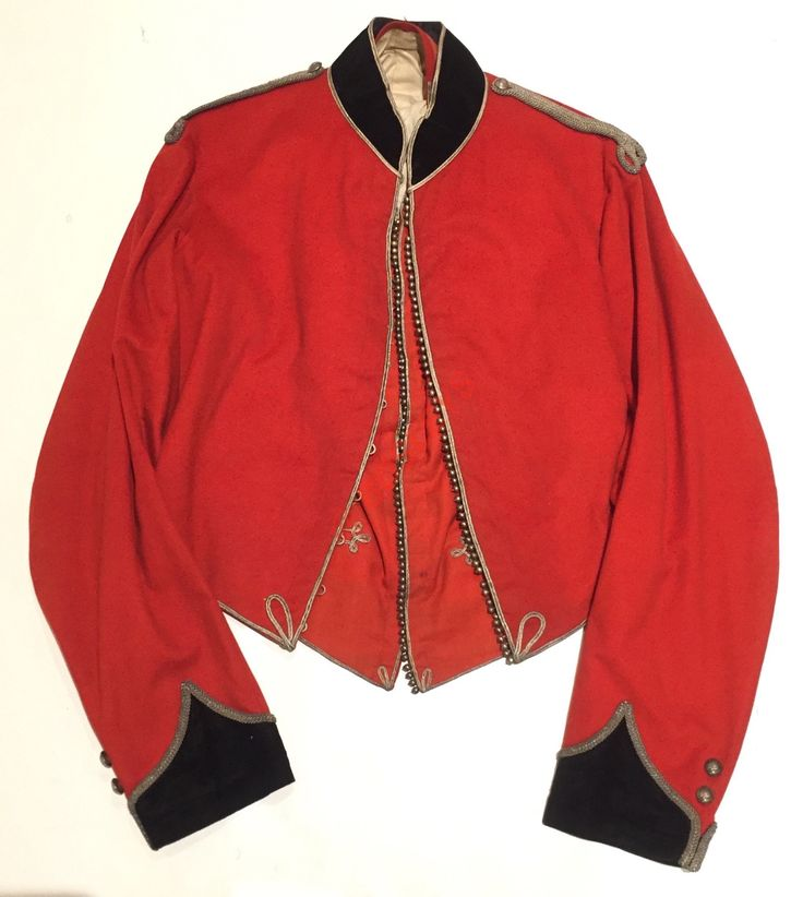 103 best Red Coats images on Pinterest   Military uniforms ...