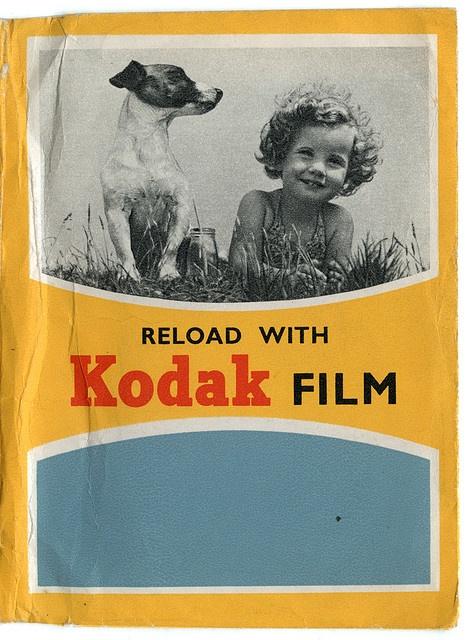 Vintageness from Kodak!