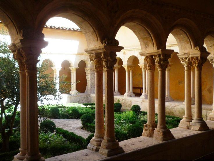 La Cathédrale de Saint Sauveur à Aix en Provence.