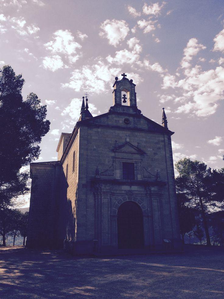 Ermita virgen del madroñal- entrepeñas