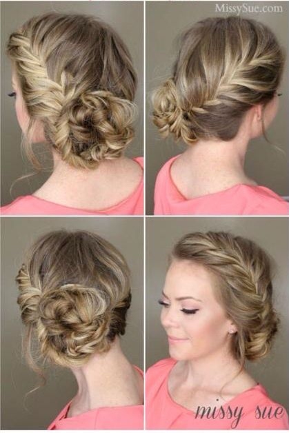I love this hair style