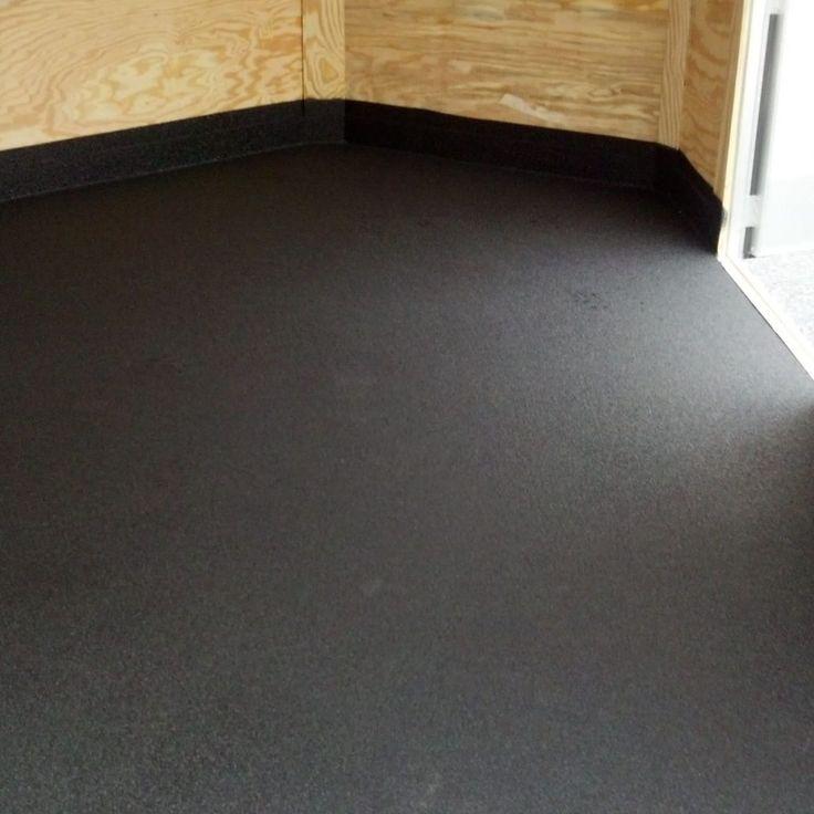 Enclosed Trailer Flooring Ideas Enclosed trailers