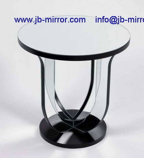 Modern Gl Venetian Mirrored Art Deco Coffee Table End Tables And Accent Hall Bar Stools Wine Pinterest