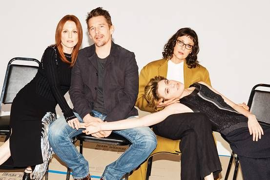 The Cast of Rebecca Miller's 'Maggie's Plan' on Real-Life and On-Screen Romances