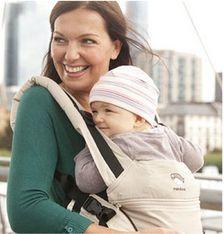 Manduca Baby Carrier - Sand