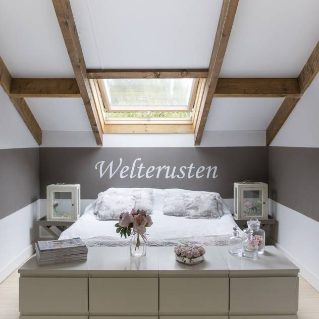 17 beste slaapkamerdecoratieidee n op pinterest decoratie idee n huis decoraties en muren - Home decoratie ideeen ...