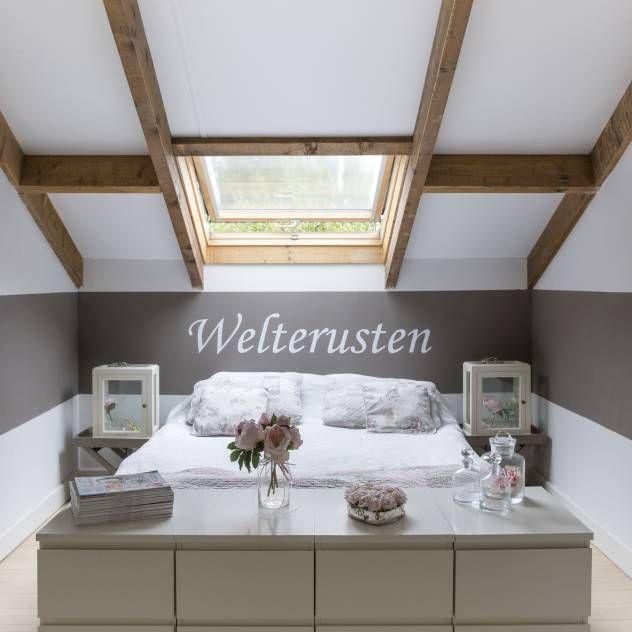 17 beste slaapkamerdecoratieidee n op pinterest decoratie idee n huis decoraties en muren - Decoratie badkamer fotos ...