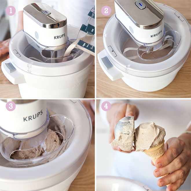 Want to make homemade ice cream but not sure about the ins and outs of a ice cream maker. We take the Krups Ice Cream and Sorbet Maker for a test drive.