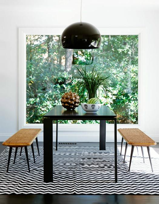 love this table (look at the legs!) and that window is more beautiful than any painting.