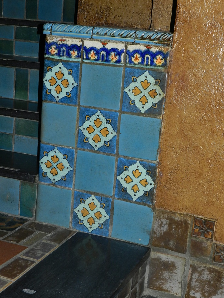 74 best Mosaic tile wall for spa courtyard images on Pinterest ...