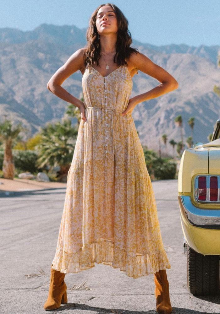 Bohemian Dresses For Sale