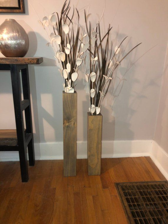 Ivory 27 Mother Of Pearl Floor Vase Floor Vase Decor Home