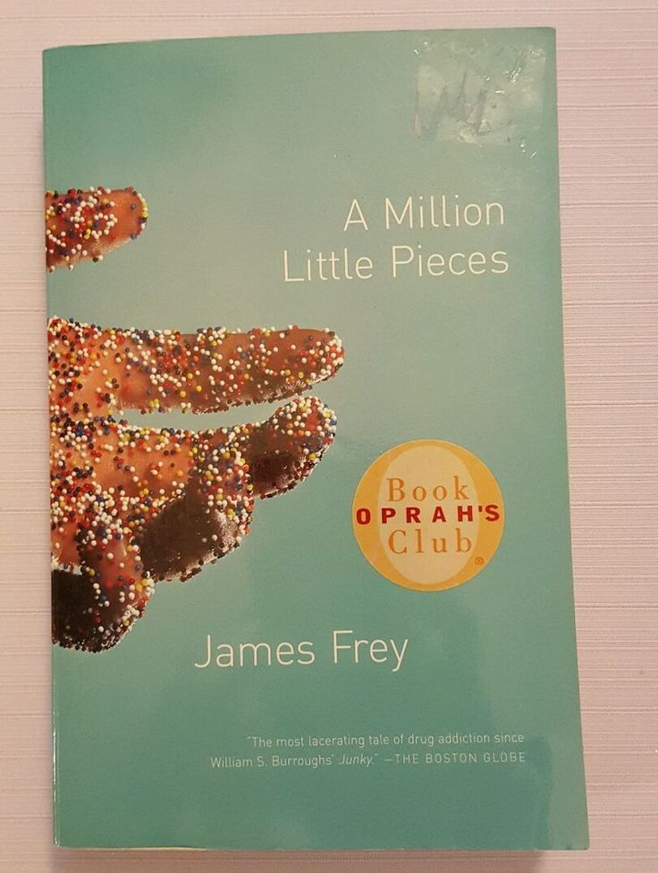 a million little pieces A million little pieces - ebook written by james frey read this book using google play books app on your pc, android, ios devices download for offline reading, highlight, bookmark or take notes while you read a million little pieces.