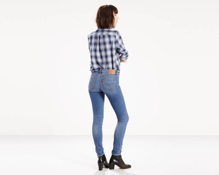 Des coupes ultravalorisantes en denim extensible révolutionnaire conçues pour maintenir, remodeler et sublimer vos courbes, tout au long de la journée. Quelle que soit votre morphologie, ces jeans vous iront à la perfection. Ces modèles possèdent une coupe ajustée de la hanche à la cuisse, des jambes étroites classiques et une taille mi-haute qui valorise la silhouette. Ce modèle est confectionné en tissu premium pour vous accompagner très longtemps.