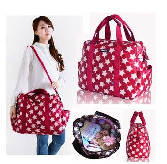 Multifunctional Baby Diaper Bag Shoulder Handbag Maternity Mother Stroller Bag Wheel chair Large Capacity Mummy Travel Bag