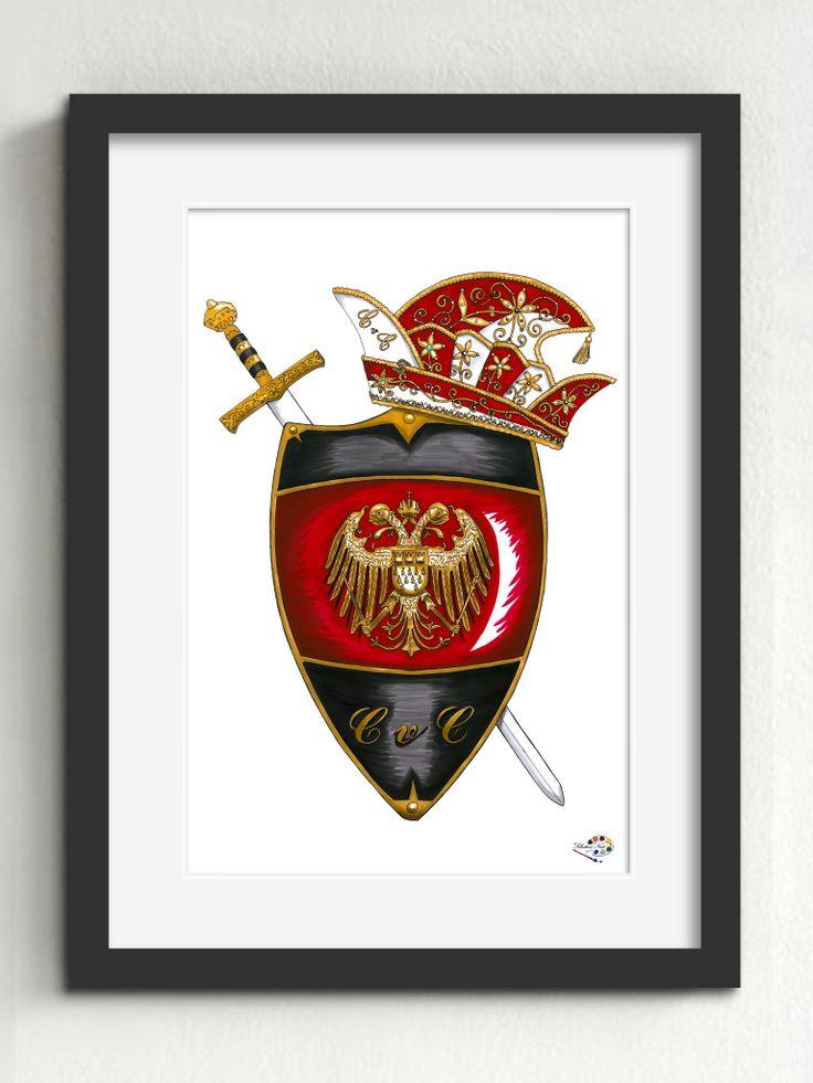 """Fastelovendshüte """"Chevaliers von Cöln 2009 e.V.""""  """"Feiern und Helfen – für Menschen in Köln"""" - So lautet das Motto der Chevaliers von Cöln. Chevaliers ist der französische Begriff für Ritter/ Edelmann und diese Ritterlichkeit haben wir auch auf unseren Fastelovendshut übertragen."""