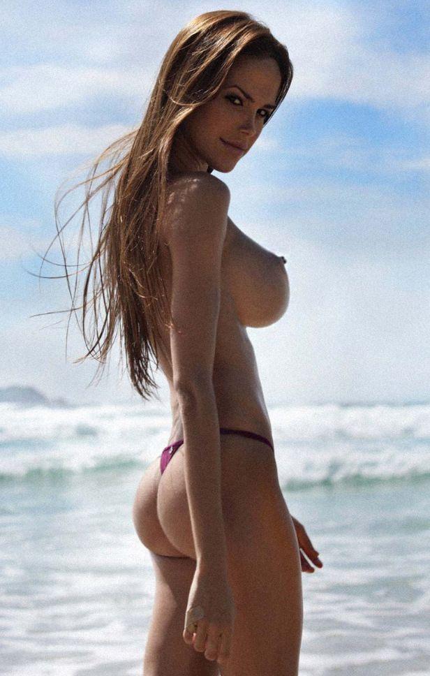 Petite big breasted nudes