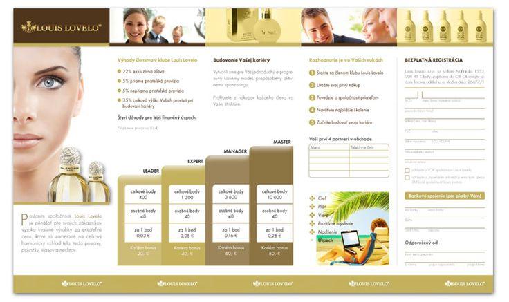 graphic design - leaflet