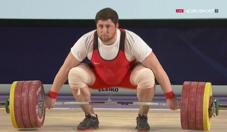 2016 European Weightlifting Championships, Men +105 kg \ Тяжелая Атлетик...