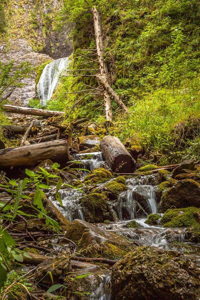 Duruitoarea Waterfall - Ceahlau Mountains / Photos by Otilia Hariga / Cascada Duruitoarea - Muntii Ceahlau / Fotografii de Otilia Hariga