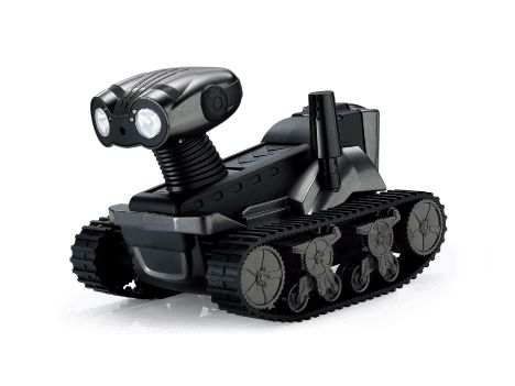 Spy Bot4you: Become a spy with the robot control with your tablet or smartphone, includes Camera and Night Vision.