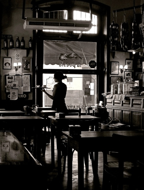 If you're ever in Buenos Aires, you have to go to La Poesia (by carlos_ar2000)