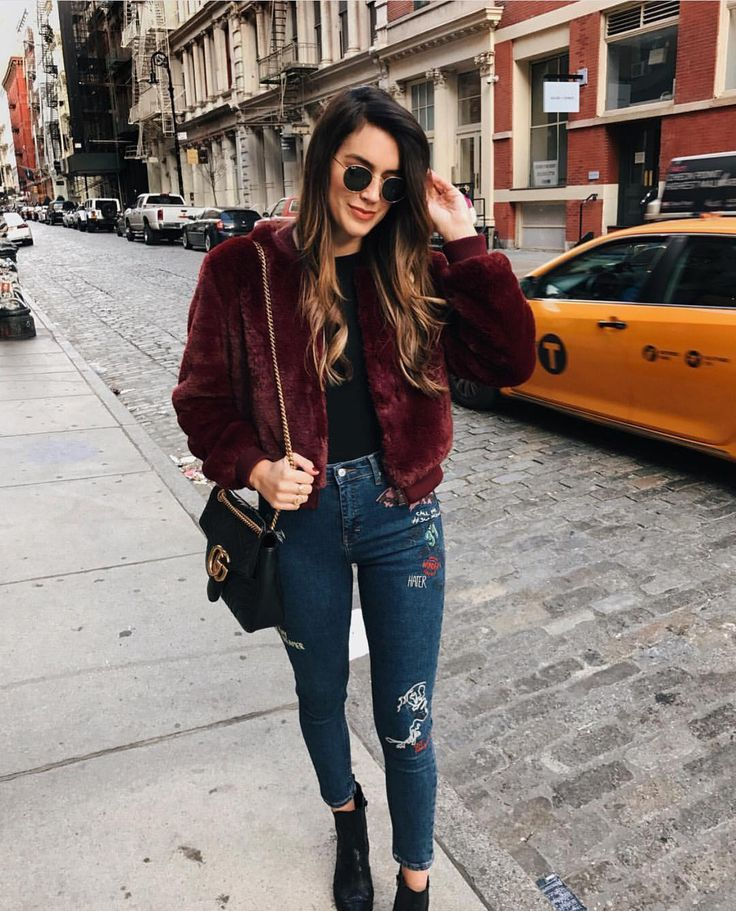 Red: 20+ Fashion Outfits Proved To Be A Essential This Fall/Winter - Lupsona