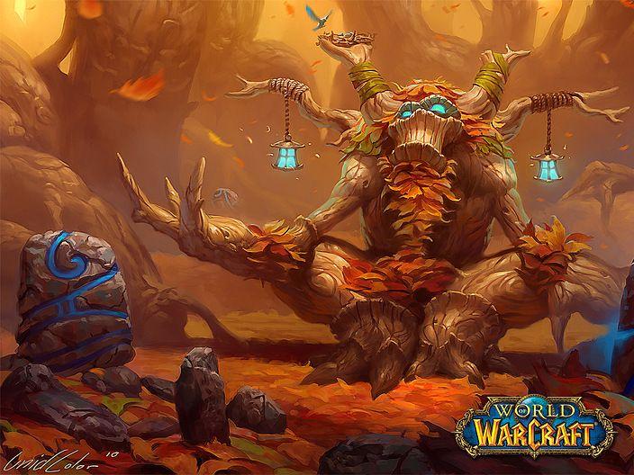 World of Warcraft:  All my days spent to climb that iLVL ladder...