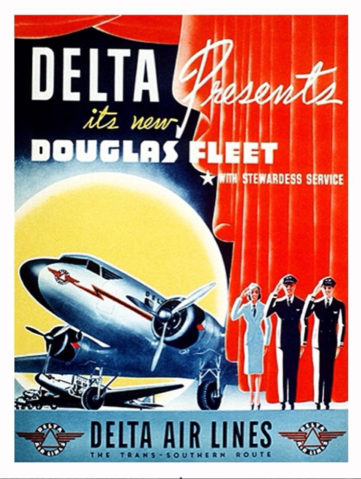 224 Best Early Airline Posters Images On Pinterest