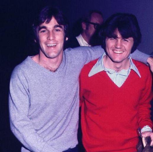 Dennis Wilson & Bruce Johnston - The Beach Boys Photo (32806268 ...